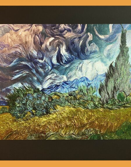 van-gogh-wheat-field-gravure-metallic-art-3d-light-effect