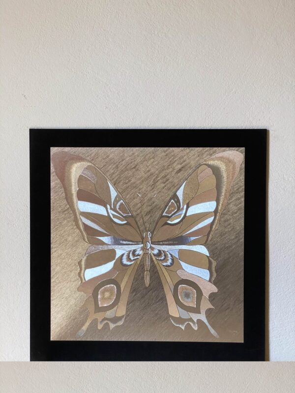 butterfly-2-silver-40-x-40-gravure-foil-art-etching