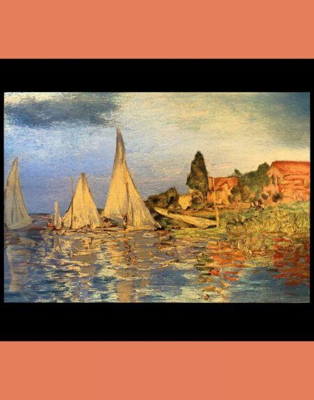 Claude-Monet-Regattas-at-Argenteuil