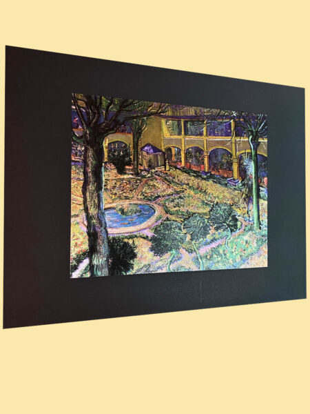 hospital-garden-van-gogh-gravure-metallic-art