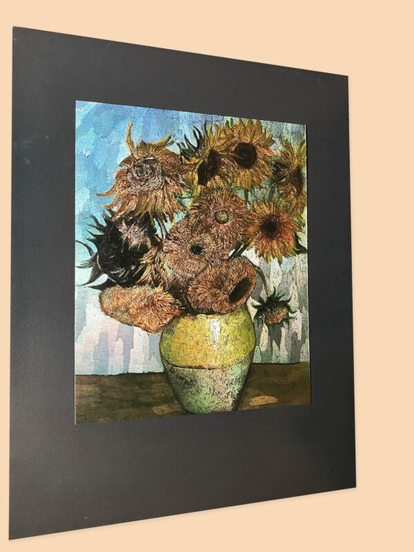 sunflowers-van-gogh-blue-background-gravure-metallic-print-art